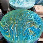 workshop acryl rond