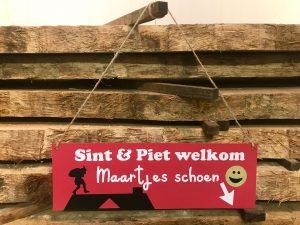 Workshop sint Maartje