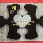 Workshop puzzelstuk piece of my life 2