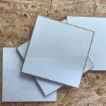 Acryl gieten vierkanten hout 1