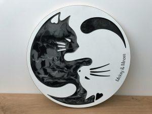 Epoxy maatwerk katten BW