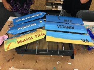 workshop beach borden