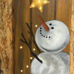workshop winters bord detail