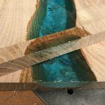 workshop houtbewerken en epoxy