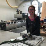 Cursus houtbewerking vrouwen